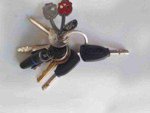 Key ring bunch by Locksmiths